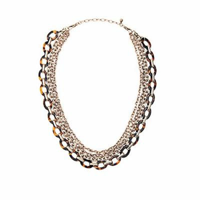 Generic European _and_ American fashion jewelry _factory_direct_vintage_multi-layer_alloy_ Miss _Xia_Ri_ fashion necklace pendant
