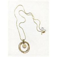 Generic circle pendant necklace