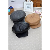 Generic Of__ leather _octagonal_hat.