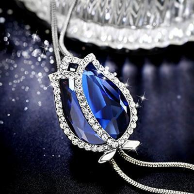 Generic clothing accessories ,_Yu_Jinxiang_Tulip_Japan_and_South_ Korea sweater necklace pendant jewelry jewelry Korean temperament fashion clothes _Jinxiang