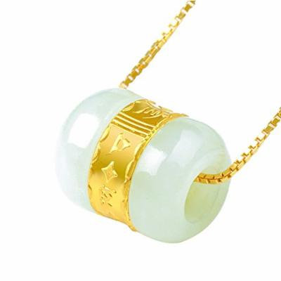 Generic Factory_direct_Jin_Xiang_Yu_Passepartout_transfer_ Beads necklace pendant jewelry _up_high-end_ jewelry _personal_ gift s