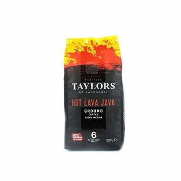 Taylors of Harrogate - Hot Lava Java Coffee - 227g (Case of 6) by Taylors of Harrowgate