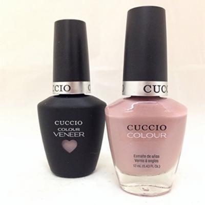 CUCCIO Veneer Match Makers Nail Polish, Nude-A-Tude by Cuccio