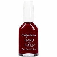 Sally Hansen Hard As Nails Color Nail Enamel-Red Hot-0.45 oz by Sally Hansen