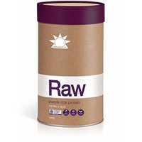 RAW Australian Made Vegan Organic Purple Rice Protein Vanilla & Acai (450g)