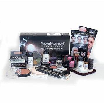 Mehron All Pro Makeup Kit Fair Complexion StarBlend K110-F