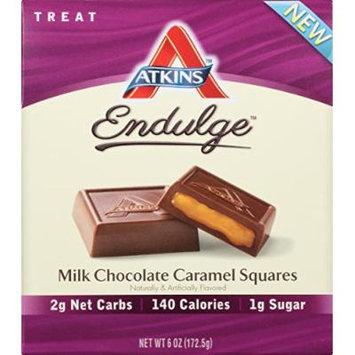 Atkins Endulge Treats, Milk Chocolate Caramel Pieces, 5 Count by Atkins
