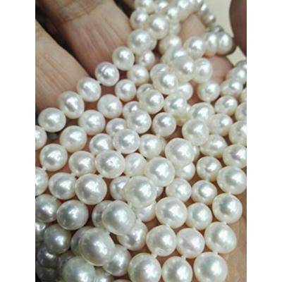 Generic Natural pearl necklace pendant
