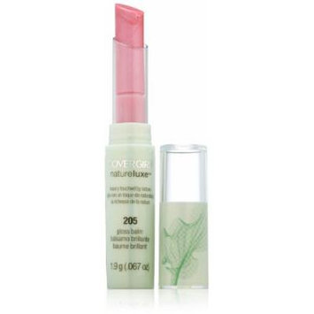 Covergirl Natureluxe Gloss Balm Tulip 205, 0.067-Ounce by COVERGIRL