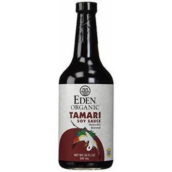 Eden Foods Organic Tamari Soy Sauce -- 20 fl oz by Eden