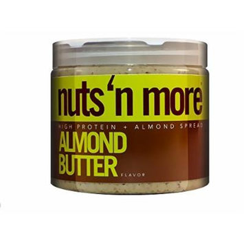 Nuts 'N More Almond Butter, 16 Ounce by Nuts N More
