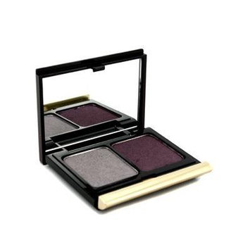 Kevyn Aucoin The Eye Shadow Duo - # 201 Antique Silver/ Plum Shimmer - 4.8g/0.16oz by Kevyn Aucoin