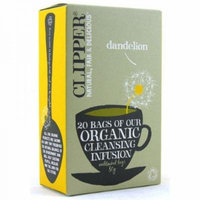 Organic Dandelion (20 Bag) - x 2 *Twin DEAL Pack* by Clipper
