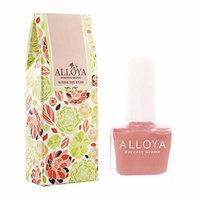 Alloya Natural Non Toxic Nail Polish, Water Based, Full Color Pink (082)