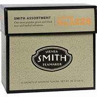 Smith Teamaker Tea Assortment Numer 1226, 12 Count by Smith Teamaker