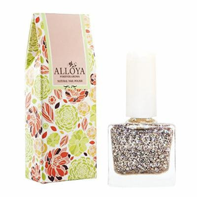 Alloya Natural Non Toxic Nail Polish, Water Based, Full Color 081-113 (112)