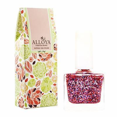 Alloya Natural Non Toxic Nail Polish, Water Based, Full Color 081-113 (113)