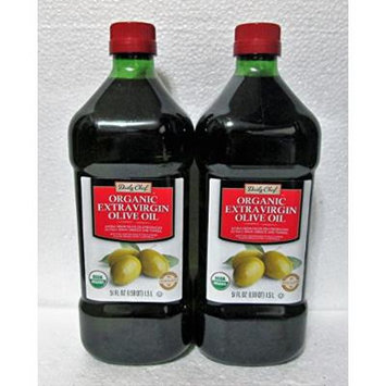Organic Extra Virgin Olive Oil 1.5 L (51 Fl Oz) (2)