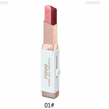 Novo Oh! Double Eyeshadow Color Makeup Stick - PICK 1 (1)