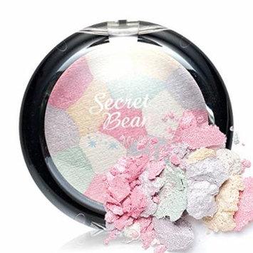 Etude House,Secret Beam Highlighter Pink&White Mix 9g
