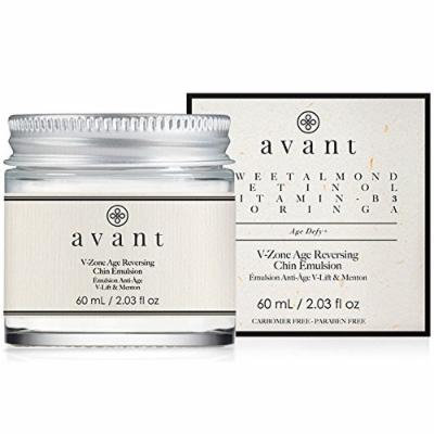 AVANT - V-zone Age Reversing Chin emulsion AV025 - Unisex - 60ML - Black