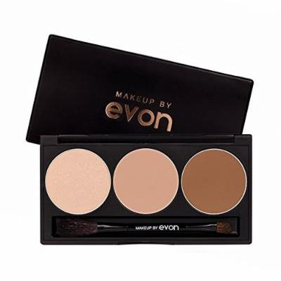 Makeup by Evon #HDReady Contour Palette (02 Caramel Latte)