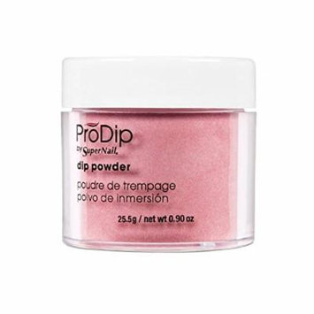 Supernail Prodip Colored Acrylic Dip, Powder Vintage Rose, 0.9 Ounce
