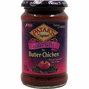 PATAK'S, CURRY PASTE, BUTTER CHICKN - Pack of 6