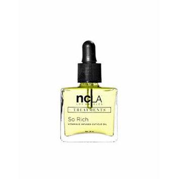 So Rich - Dark Almond Nail Cuticle Oil