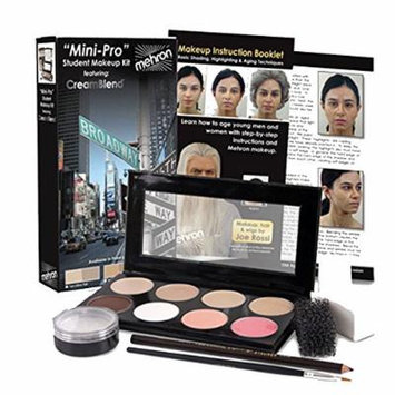 kmp (Medium Dark/Dark) Mini-Pro Student Makeup Kit