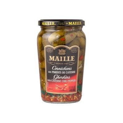 Maille Cornichons,Cayenne Chili 13.5 Oz (Pack Of 12)
