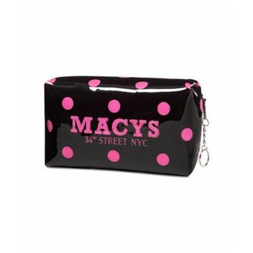 Macy's Polka Dot Makeup Bag, Only at Macy's Red/White