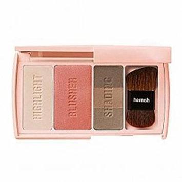 HEIMISH Dailism Blusher Palette Rose Petal 14.5G