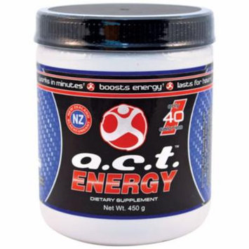 A.C.T. - 1 Canister 420g Energy Boost - 6 Pack