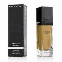 Givenchy Matissime Velvet Radiant Mat Fluid Foundation SPF 20 - #07 Mat Ginger 30ml/1oz
