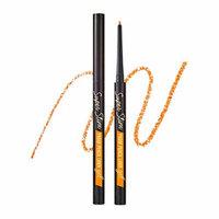 ETUDE HOUSE,Super Slim Proof Gel Pencil Liner #7 Popping Orange 0.08g