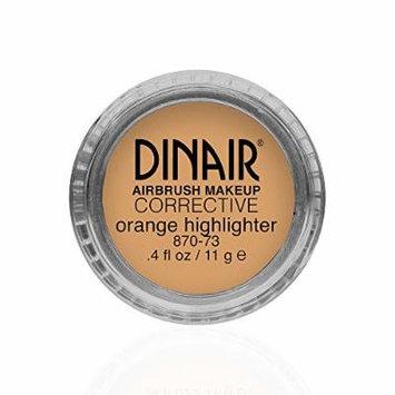 Dinair Makeup Under Eye Concealers (Orange Highlighter)