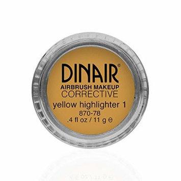 Dinair Makeup Under Eye Concealers (Yellow Highlighter 1)