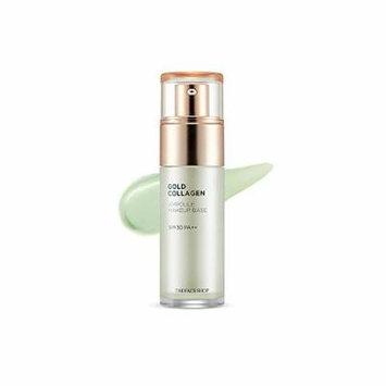 The Faceshop Gold Collagen Ampoule Makeup Base SPF30PA++ 40ml (02 Green)