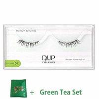 D.U.P False Eyelashes Premium Natural - 07 (Green Tea Set)