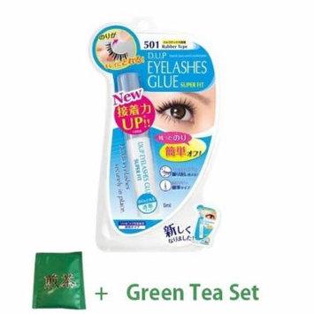 D.U.P Eyelash Glue 501 (Green Tea Set)