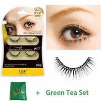 D.U.P False Eyelashes Deux - Rich Eyes 906 (Green Tea Set)