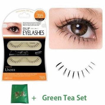 D.U.P False Eyelashes - Under 705 (Green Tea Set)
