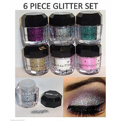 Cosmetics Eye shadow Color Makeup Pro Glitter Eyeshadow (4 SET)