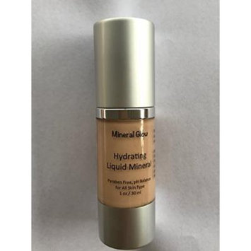 Mineral Glow Hydrating Liquid Foundation (Light)