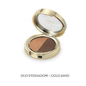 Eyeshadow gold sand