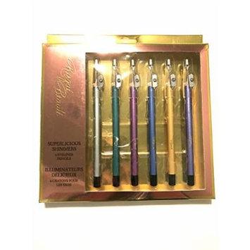 Risqué Beaute' Superlicious Shimmers6 Eyeliner Pencils