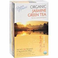2 Pack of Prince of Peace Organic Green Tea Jasmine - 100 Tea Bags - 95%+ Organic -