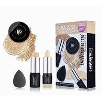 BellaPierre Flawless Complexion Cream Kit, MEDIUM, 4pc