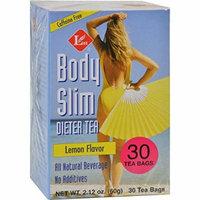 2 Pack of Uncle Lee s body'slim Dieter Tea Lemon - 30 Tea Bags - All Natural Beverage - Caffeine Free